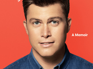 Review of A Very Punchable Face: A Memoir by Colin Jost