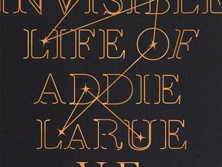 Review of The Invisible Life of Addie LaRue by V.E. Schwab