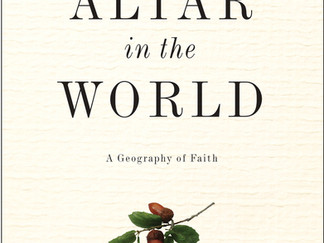 Review of An Altar in the World by Barbara Brown Taylor