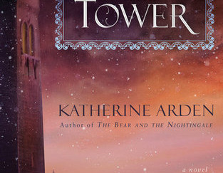 Review of The Girl in the Tower by Katherine Arden