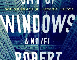 Review of City of Windows (Lucas Page #1) by Robert Pobi