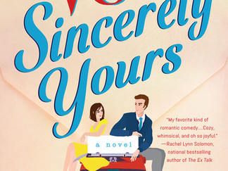 Review of Very Sincerely Yours by Kerry Winfrey