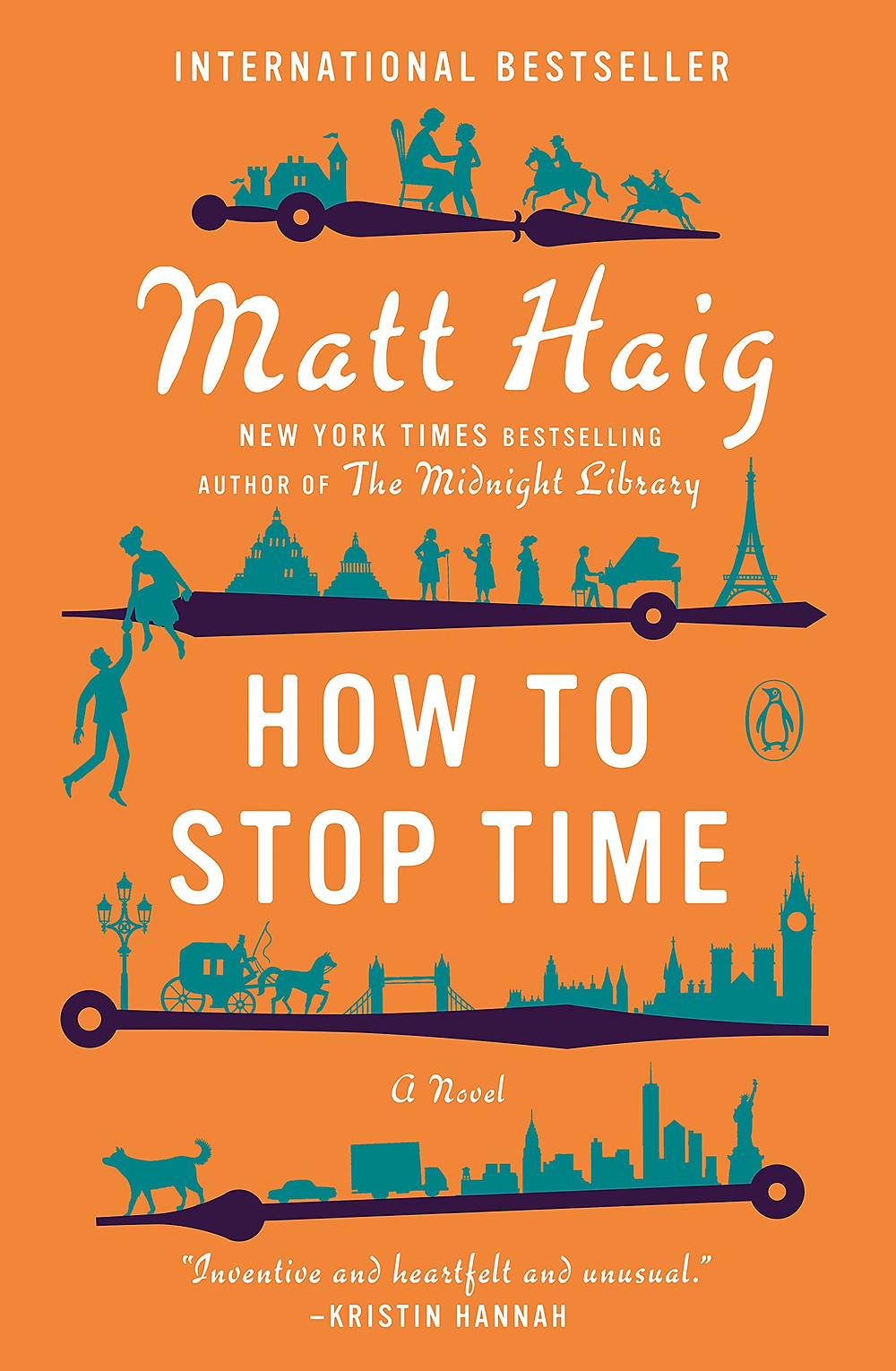 Review of How to Stop Time by Matt Haig