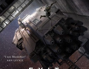 Review of Exit Strategy (Murderbot #4) by Martha Wells