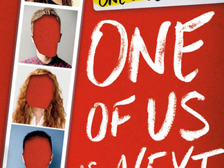 Review of One of Us Is Next by Karen M. McManus