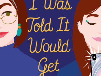 Review of I Was Told It Would Get Easier by Abbi Waxman