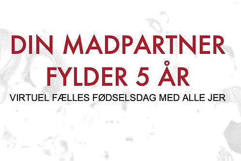 VIRTUEL FÆLLES FØDSELSDAG MED ALLE JER LIVE FRA VEJLE STADION