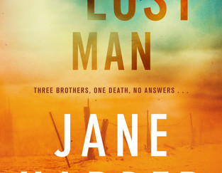 Review of The Lost Man by Jane Harper