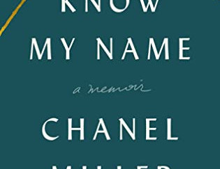 Review of Know My Name by Chanel Miller