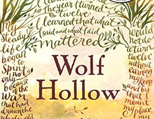 Review of Wolf Hollow by Lauren Wolk