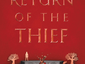 Review of Return of the Thief by Megan Whalen Turner