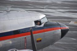 HOMENAJE AL DC-3