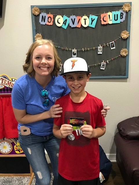 July 2019 no cavity club winner - D Neu.