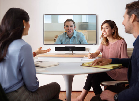 Video Conference Enabled Huddle-Rooms