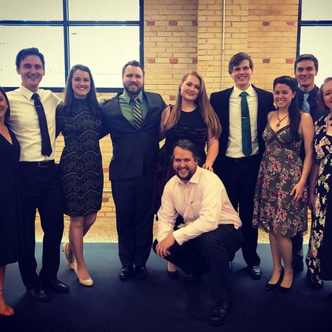 Opera Colorado Resident Artists, 2017-2018