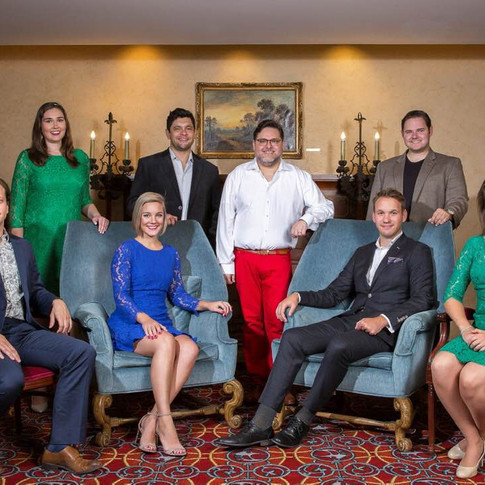 Marion Roose Pullin Opera Studio 2018-2019, Arizona Opera