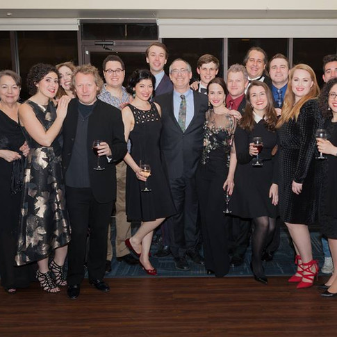 Cast of Steal a Pencil For Me, World Premiere