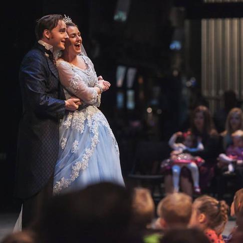 La Cenerentola, Opera CO Outreach, March 2018