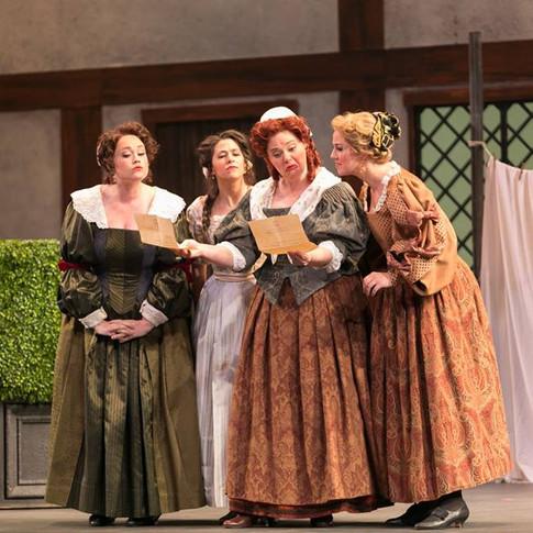 Falstaff, Opera Colorado, May 2018