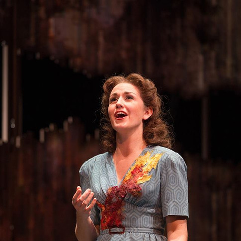 Lisette in world premiere of Steal a Pencil For Me, Opera Colorado