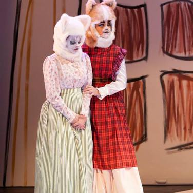 The English Cat, USC Thornton Opera, November 2014