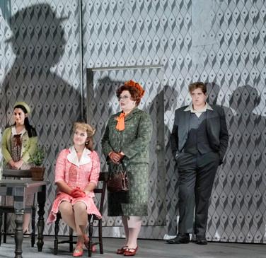 Jenufa, Santa Fe Opera, 2019