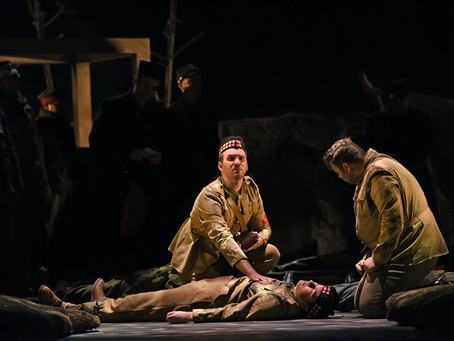 Humanity & connectedness through the lens of two war-time operas