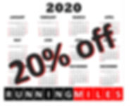 20% off in 2020