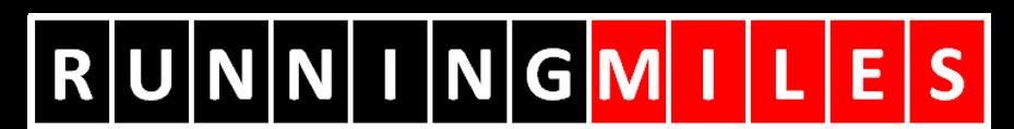 Running Miles Logo