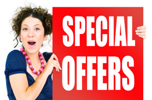 carpet cleaning special offers and deals