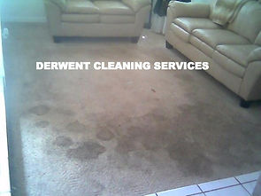 Dirty carpet cleaning in Nottingham