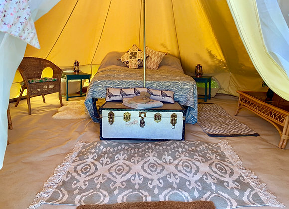 'Maple' Luxury Double Bell Tent