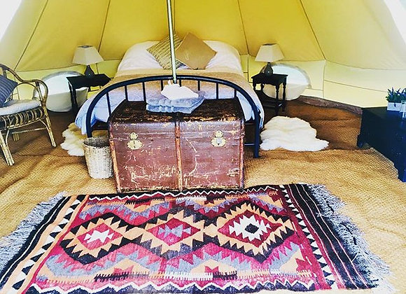 'Daffodil' Luxury Double Bell Tent