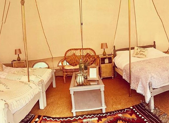 'Campion' Emperor Sharing/Family Bell Tent