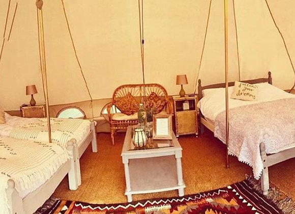 'Campion' Emperor Bell Tent 15/08/21