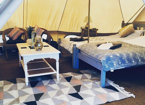 'Buttercup' Emperor Sharing/Family Bell Tent