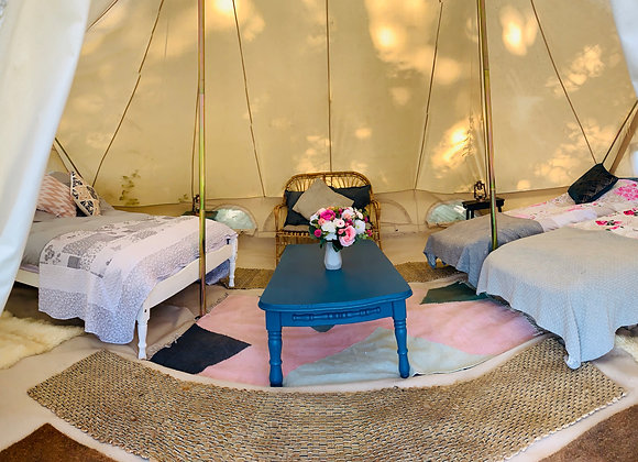'Starling' Emperor Sharing/Family Bell Tent