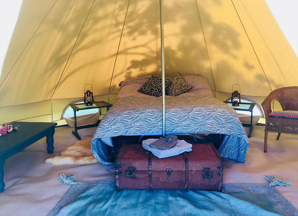 'Curlew' Luxury Double Bell Tent
