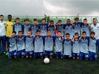 LOS JÓVENES DE LA CATEGORÍA 2004, A LA FINAL DEL TORNEO INDERE LA ESTRELLA