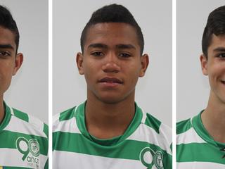 Tres jugadores de Arco Zaragoza en Selección Antioquia Infantil