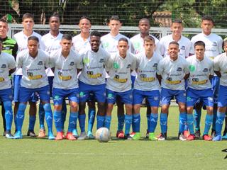 Arco Zaragoza inició su participación en la Liga Antioqueña de Fútbol