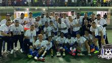 Belén La Nubia Arco Zaragoza Campeón Prejuvenil Difútbol