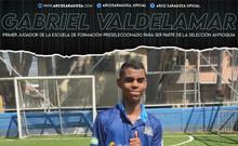 Valdelamar, de la Escuela a la Selección Antioquia