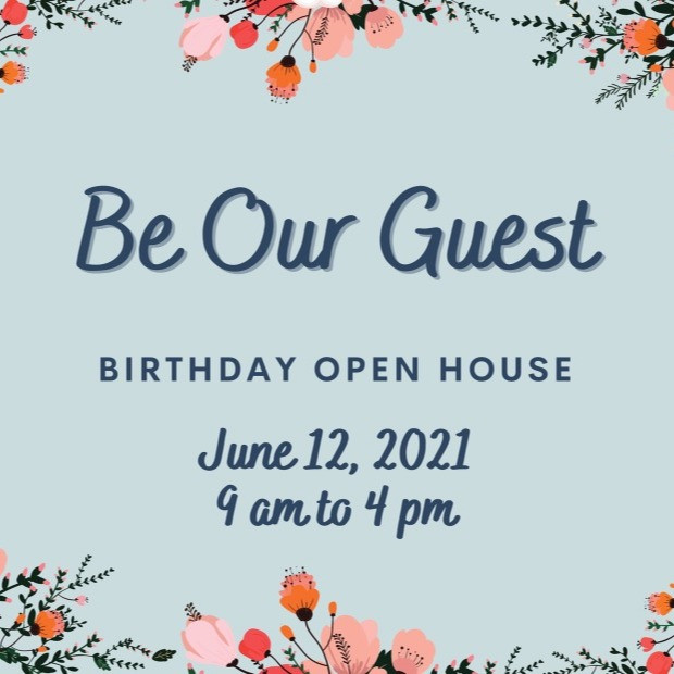 120 Birthday Open House
