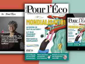 Interview du rédacteur en chef du magazine Pour l'Eco