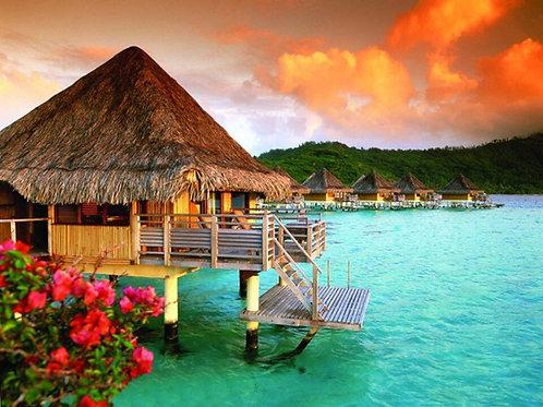 Voyage aux Maldives Éternelles 2h