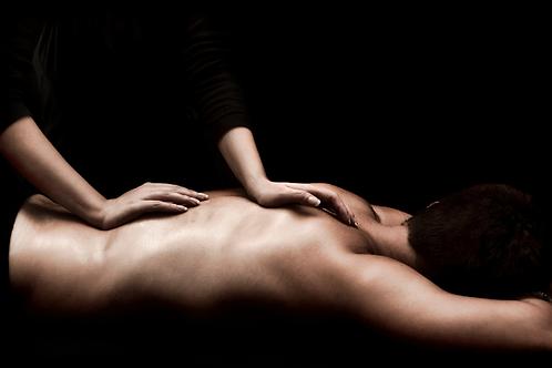 Massage Relaxant du Dos 30 min
