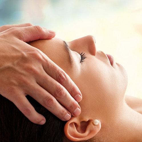 Soin-Massage du Visage Éclat «Rituel Fleurs de Bali» 20 min
