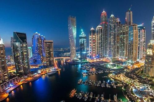 Voyage Luxueux à Dubaï 2 h