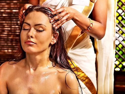 "Massage Crânien ""Pijat Kepala"" 45 min"